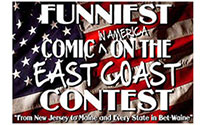 Funniest Comic on the East Coast Contest