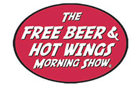 Free Beer & Hot Wings Morning Show